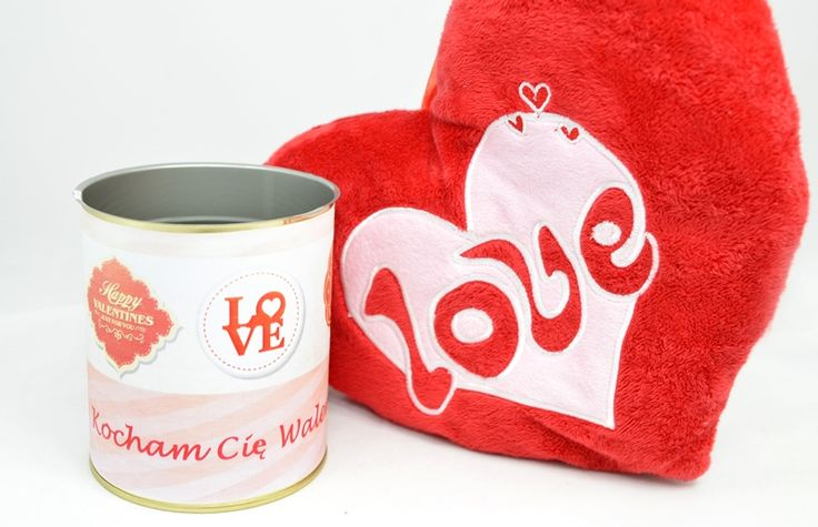 Romantyczna puszka ze spersonalizowaną zawartością i etykietą, pomysł na prezent.  http://3dpoint.pl/?page_id=15214