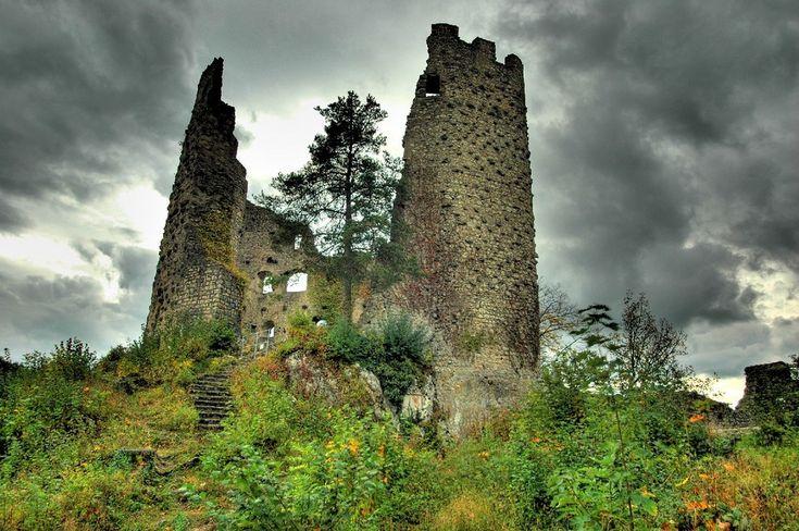 Ruine Pfeffingen, Baselland