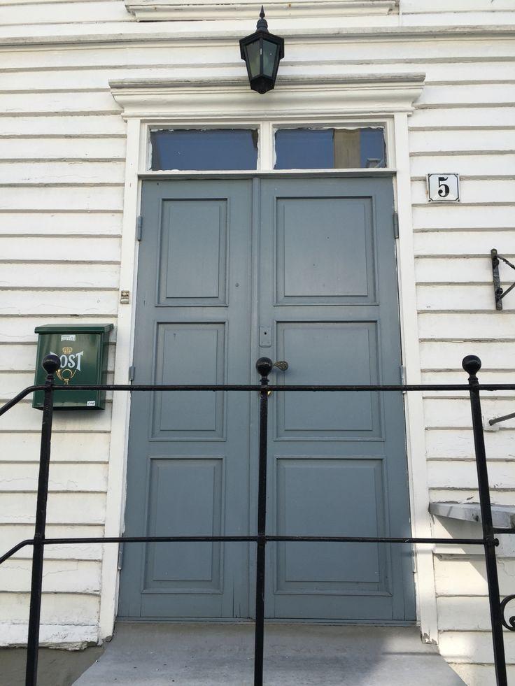 Blue Door ! #behindabluedoor