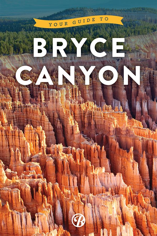 Your guide to exploring Bryce Canyon National Park...