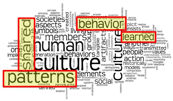 There are many definitions of culture and these definitions tend to vary based on the perspective and approach of the person or organization defining the term. In an attempt to find an understanda...