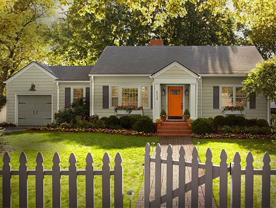 Exterior Paint Colors and Spring Paint Combinations at The Home Depot  I  like the garage door painted to match the shutters 25 best paint colors for my cottage images on Pinterest   Exterior  . Glidden Exterior Paint Color Chart. Home Design Ideas