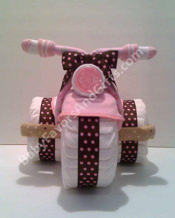 Baby shower gift for girls :)