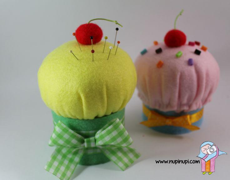 cup bottles cupcake