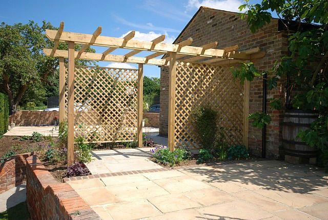 Evolving Spaces Landscape Designs LTD - Beautifully designed pergola.
