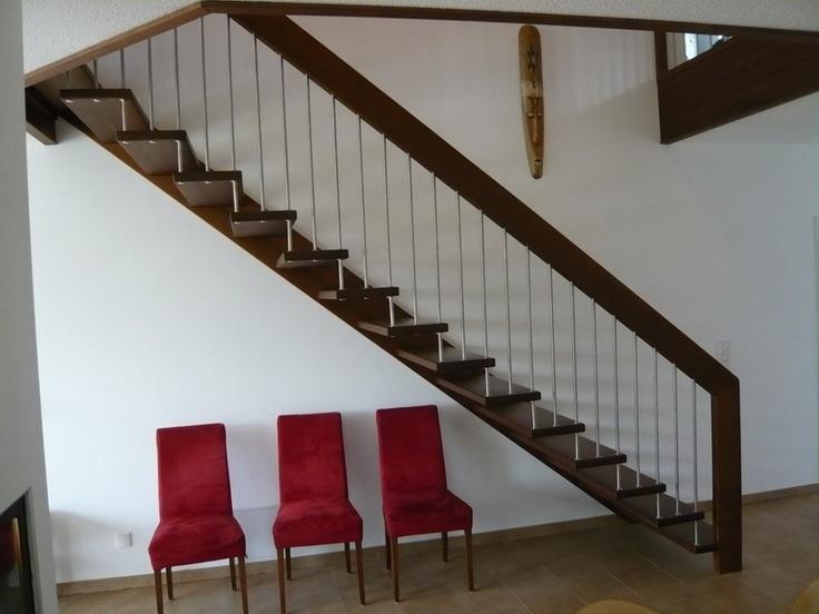 die besten 17 ideen zu freitragende treppe auf pinterest. Black Bedroom Furniture Sets. Home Design Ideas
