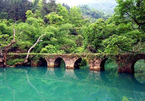 Libo Zhangjiang Scenic Spot, one of the 'Top 10 ...
