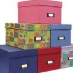 Uses for storage boxes