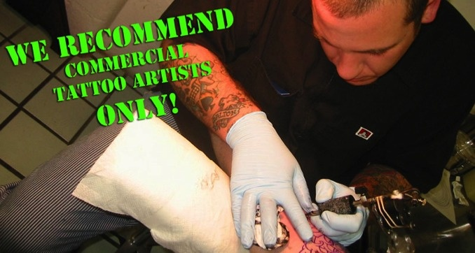 Don't get more than JUST a tattoo!. * #hepatitis #tattoo #health