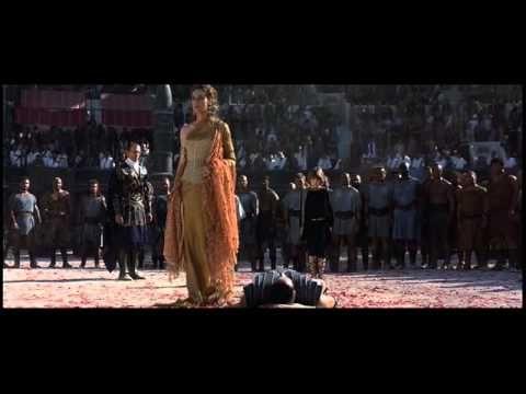 Il gladiatore - Adesso siamo liberi... Io ti rincontrerò un giorno... Ma non ancora... Non ancora :,)