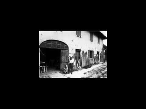Pinolo Scaglione, il Nuto, nel radiodramma RAI «La luna e i falò» di Cesare Pavese. 1980 (durata video: 1.00.25)