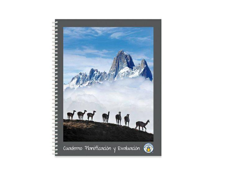 Cuaderno Clásico Torres Del Paine -> http://www.masterwise.cl/productos/10-cuadernos-de-planificacion-y-evaluacion/1842-cuaderno-clasico-torres-del-paine