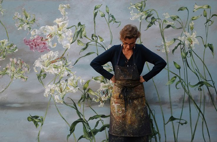 home and studio of French artist Claire Basler