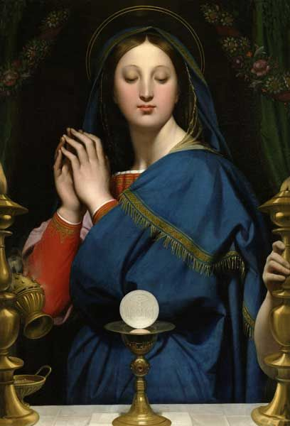 Mary, Mother of the Eucharist