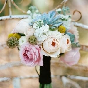 Pink and White Bridal Bouquet by cathywilson