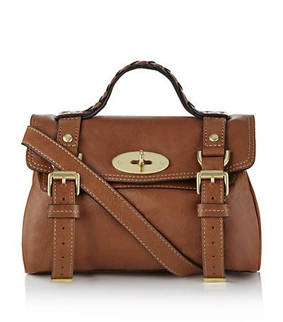 Mini Alexa Crossbody Bag by: Mulberry