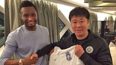 247Breaking News | Entertainment | Politics | Tech | Sports | Gossips | etc : Mikel to pocket £140,000 per week in China