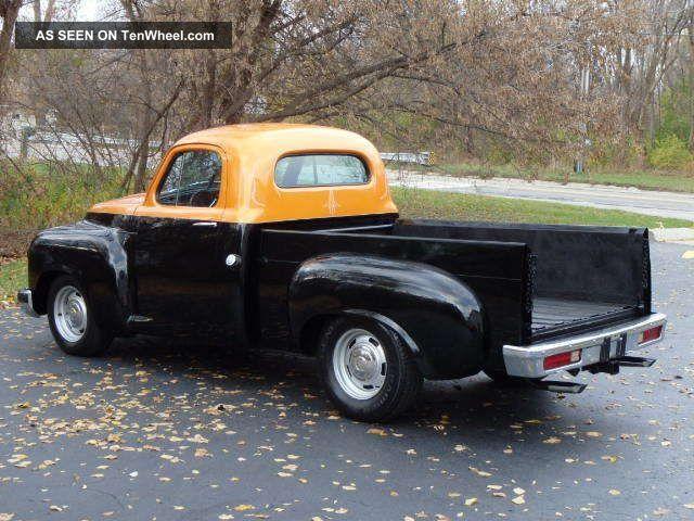 1953 Studebaker 1 2 Ton Pickup In 2020 Classic Pickup Trucks Pickup Trucks Custom Trucks