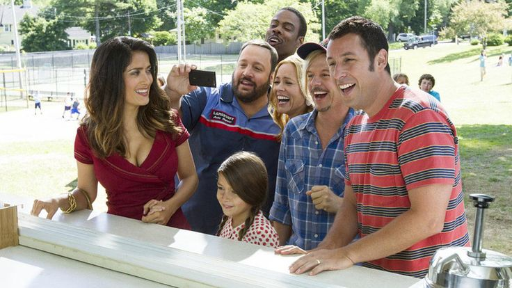 Watch Grown Ups 2 (2013) Online Free #movies