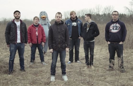 The Wonder Years, probably my favorite band at the moment...not a day goes by that I don't listen to them!