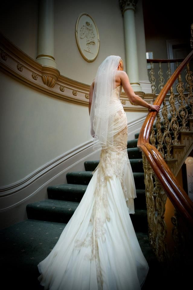 Rose Zurzolo Couture - real bride www.rosezurzolocouture.com.au