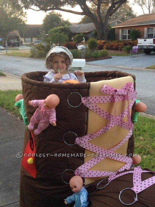 The 25 best stroller costume ideas on pinterest stroller original stroller costume idea the old woman who lived in a shoe solutioingenieria Image collections