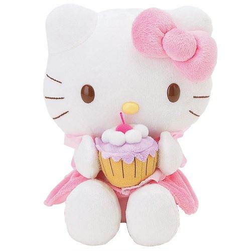 Hello Kitty Loves Cupcakes!