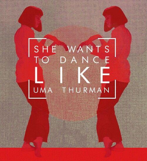 Uma Thurman/ Fall Out Boy