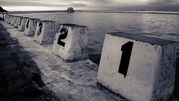 ocean baths, Newcastle