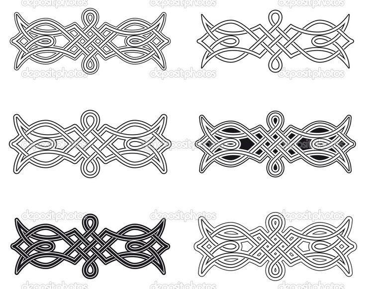 Celtic knot — Stock Illustration #48427437