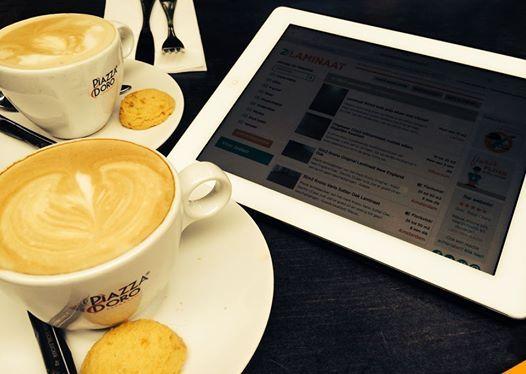 Koffiedrinken met de moeder van Floris Floer :)#Puntjes-op-de-i-zetten