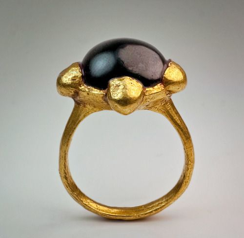 Early Medieval Byzantine Gold Ring