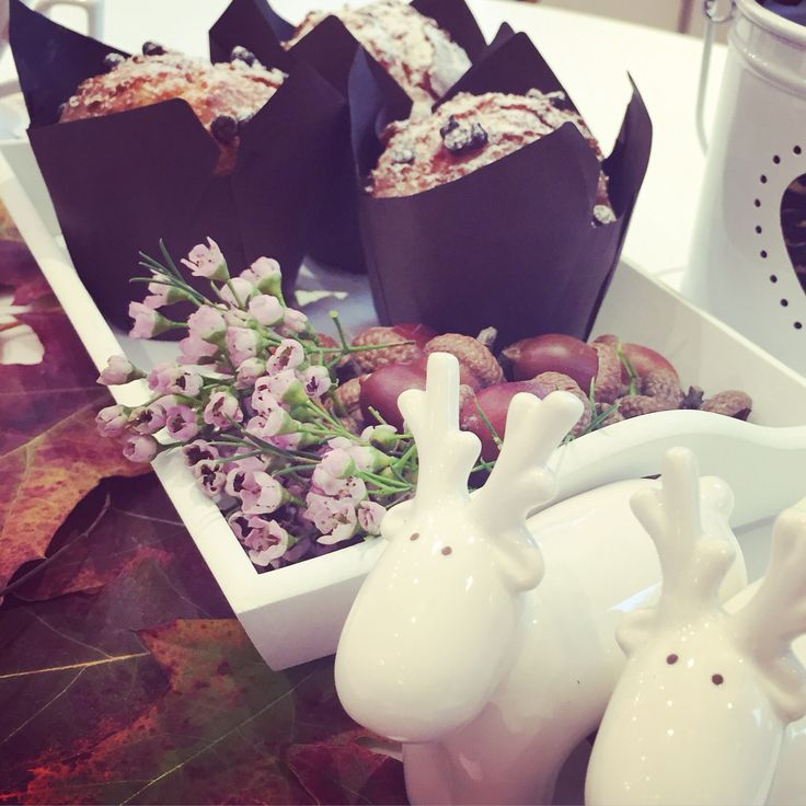 #sweets #autumn #decorations #working