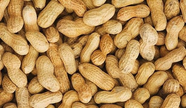 Health benefits of peanuts …  Carry a box of roasted peanuts and keep it in your office drawer. A healthy snack to have during those long boring meetings!   • Whole peanuts contains high amount of protein, which makes it a preferred diet of those people engaged in body-building and those people who are weak and underweight.  www.doctorcite.com