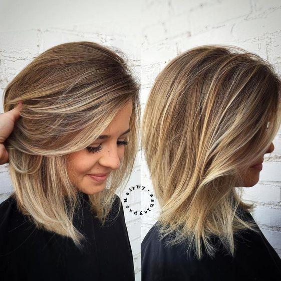Image result for medium hair women 2017