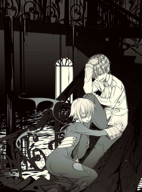 Tags: Anime, SOUL EATER, SQUARE ENIX, Crona, Death the Kid