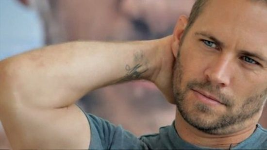 Paul Walker: Foretelling Photo Emerges Before Birthday | Reaching ...