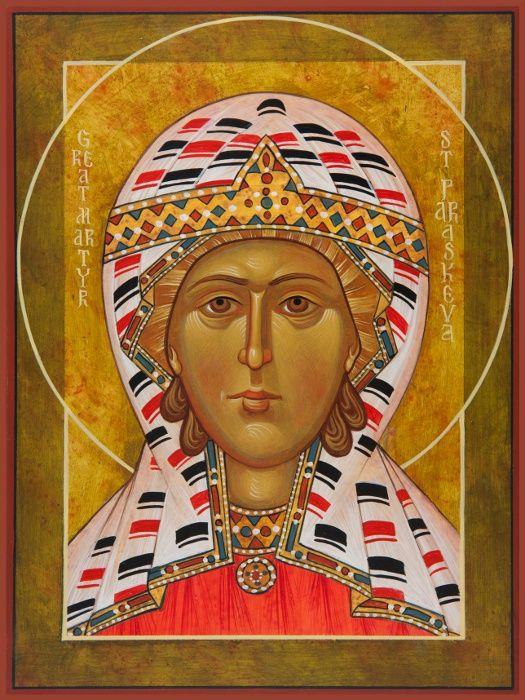 Great Martyr St Paraskeva