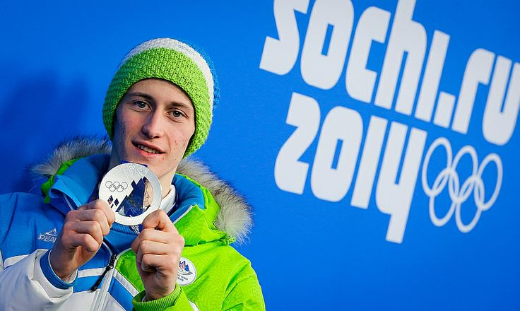 Peter Prevc - Sochi, RU - February 10, 2014 #PeterPrevc #Prevc SkiJumpingWorldCup #Slovenia #WinterSports