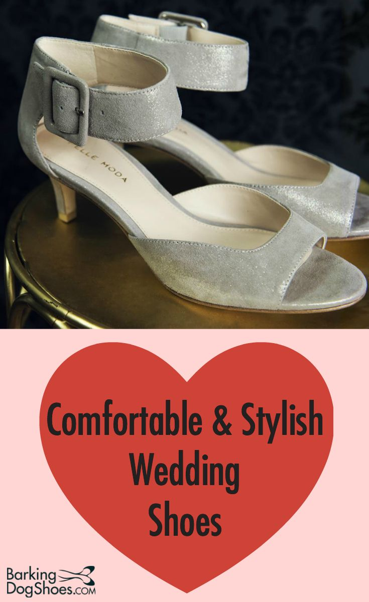 9 Stylish Yet Comfortable Wedding Shoes And Sandals