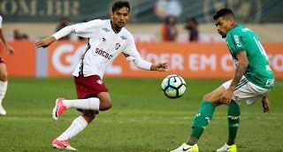 Blog Esportivo do Suíço:  Palmeiras encerra jejum com gol de 'Cucabol' e bate Fluminense