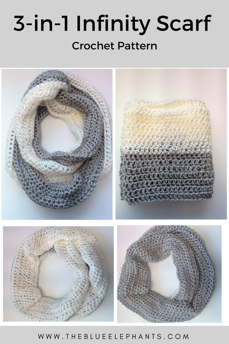 152 mejores imágenes de bufandas en Pinterest | Bufandas, Afligido y ...