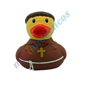 Colección #Patos de #goma #Multididacitos | Pato de goma #fraile. #PatosdeGoma #juguetes