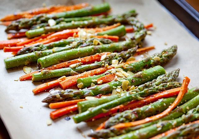 Chili Almond Asparagus: Food Vegans, Based Documentaries, Blood Pressure, Erad Cancer, Defeated Diabetes, Vegans Diet, Whole Food, Almonds Asparagus, Plants Based