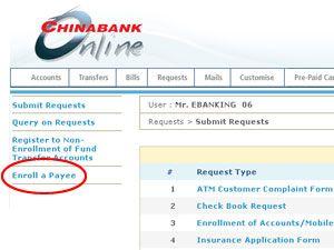 Personal Loan China Bank