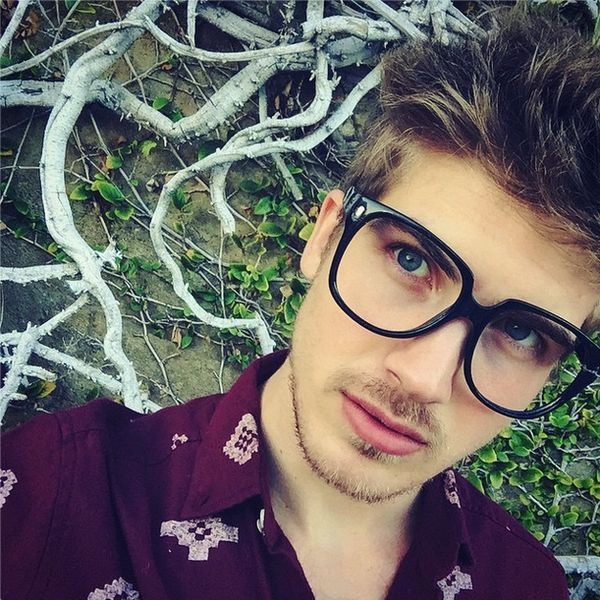 Image result for joey graceffa beard