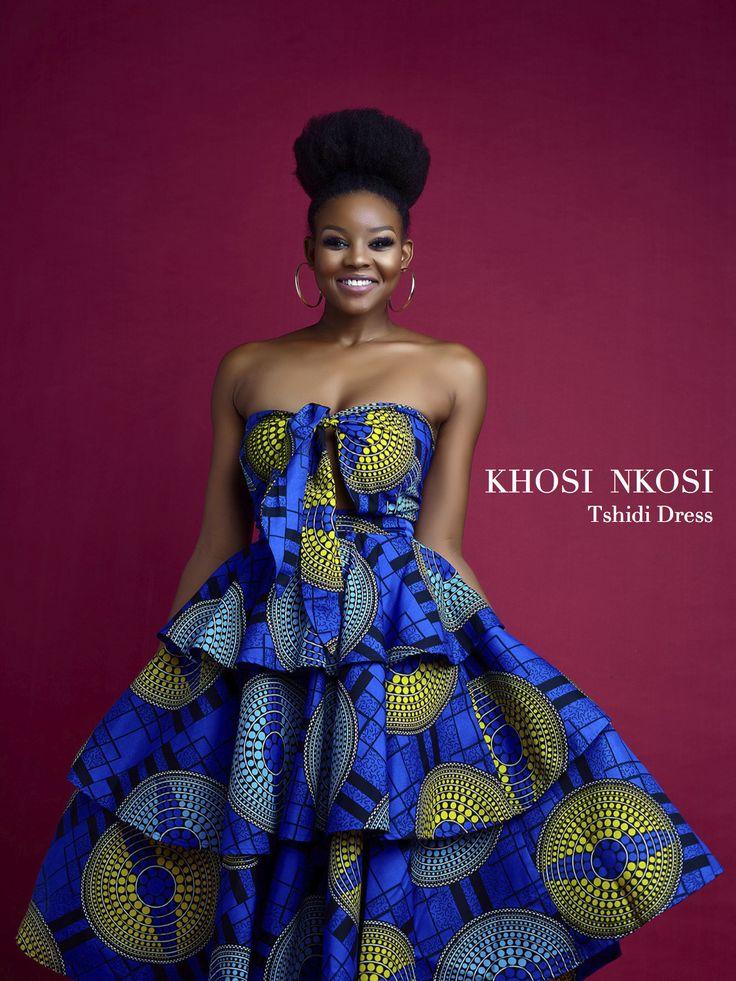 KhosiNkosi  Khosi Nkosi  YDE in 2019  African fashion African fashion designers African