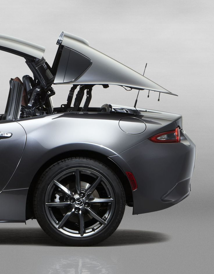 Mazda MX-5 RF - Coming Soon - Mazda UK