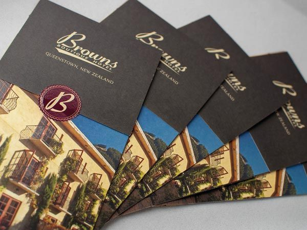 Best Hotel Brochure Design Images On   Flyer Design