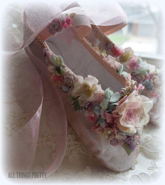 Frühling Sprite Fairie Ballett Hausschuhe von mercedesDscott